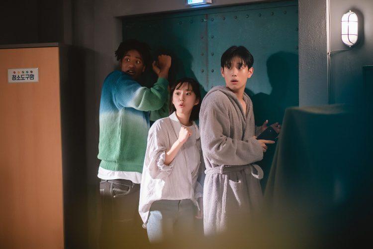 พัคเซวาน ชินฮยอนซึง ฮันฮยอนมิน