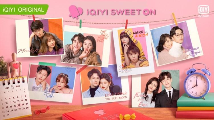 Sweet On iQiyi