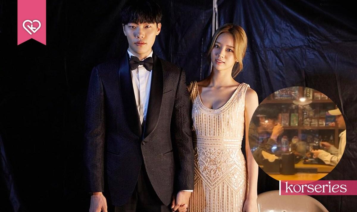 ฮือฮาภาพถ่าย คู่รักนักแสดง 'รยูจุนยอล-ฮเยริ' ขณะเดตกัน ตอกย้ำความสัมพันธ์รักยังแข็งแรงดี