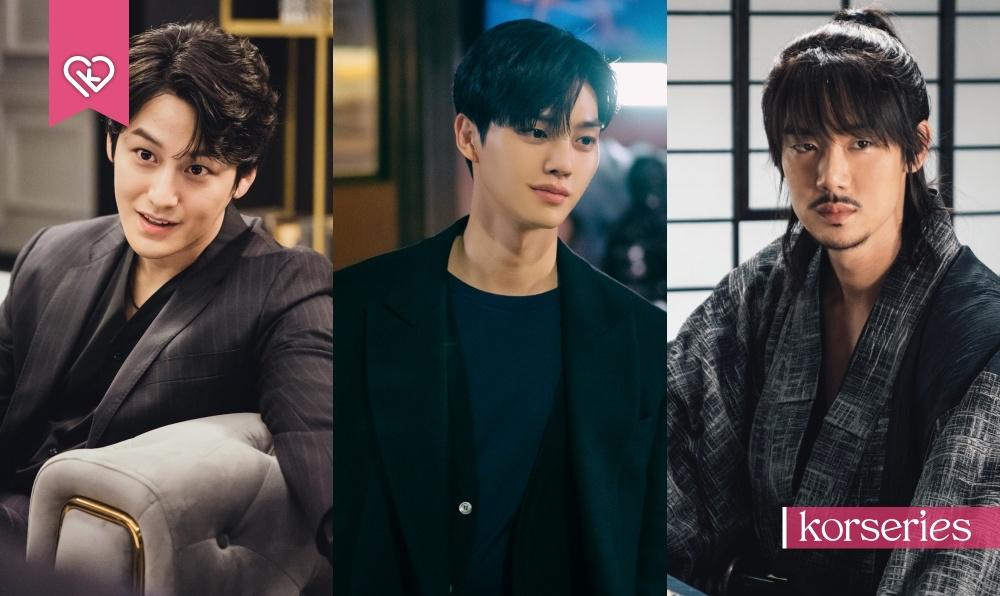 5 K-Dramas Bad Boys