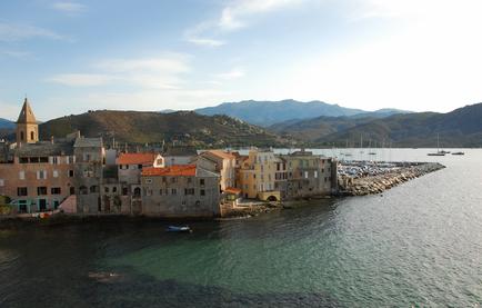 St Florent, Korsika