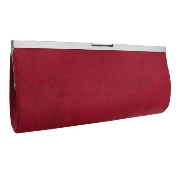 Punainen juhlalaukku