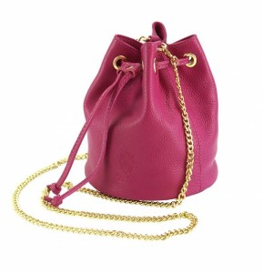 pinkki-muotilaukku