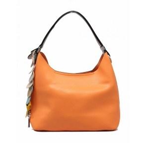 muotilaukku-oranssi-netistä