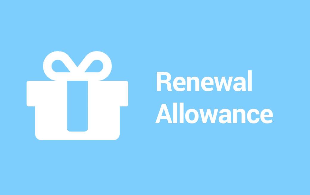 EPIK GEPIK SMOE Renewal Allowance