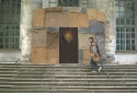 Гліб Вишеславський. Ворота сонця, 1988, перформанс