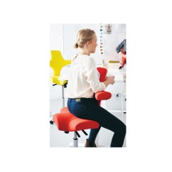 Hag Posture Chair Antique Louis Xvi Chairs Capisco 8106 Ireland From Kos Ergonomics Dublin