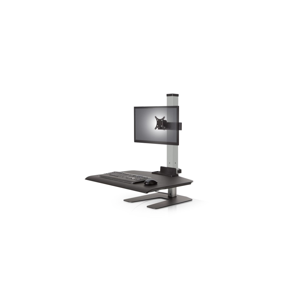 Stand Up Monitor Station SitStand Station for fixed