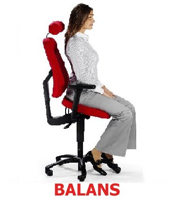 posture study chair children s upholstered armchair uk the best office for back pain supporting lower and upper balans position your spine is in its natural shape