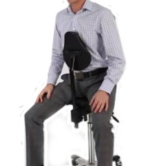 Coccyx Kneeling Chair Do Massage Chairs Really Work Rh Alternative 4545 For Pain A Kos Ergonomic Solution Relieve With The Chest Support Working Leaning Forward Dublin Ireland