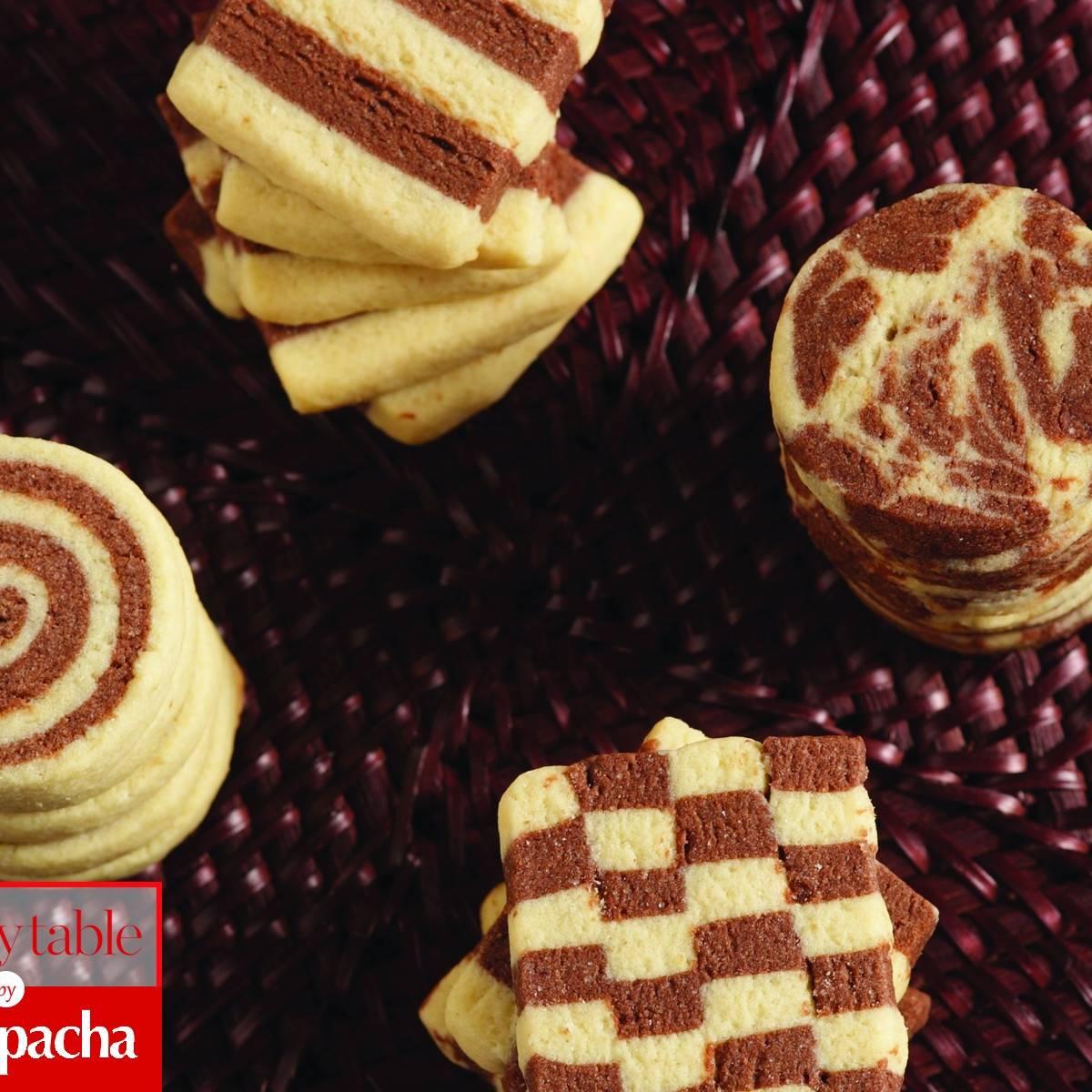 Two Tone Cookies  Recipes  Kosher