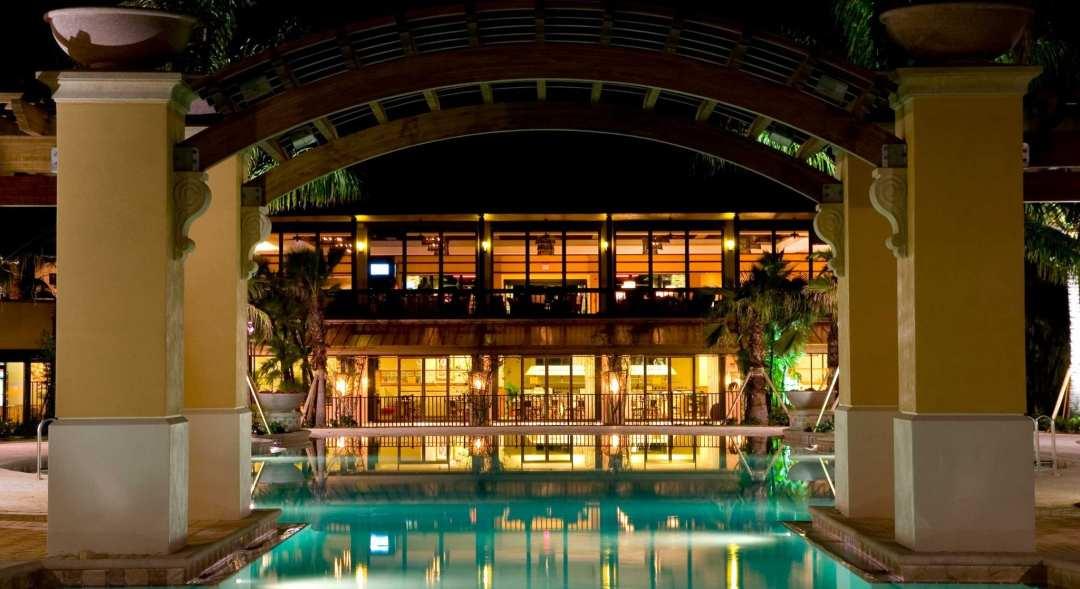 Kosherica Passover 2020 PGA National Resort and Spa Pool