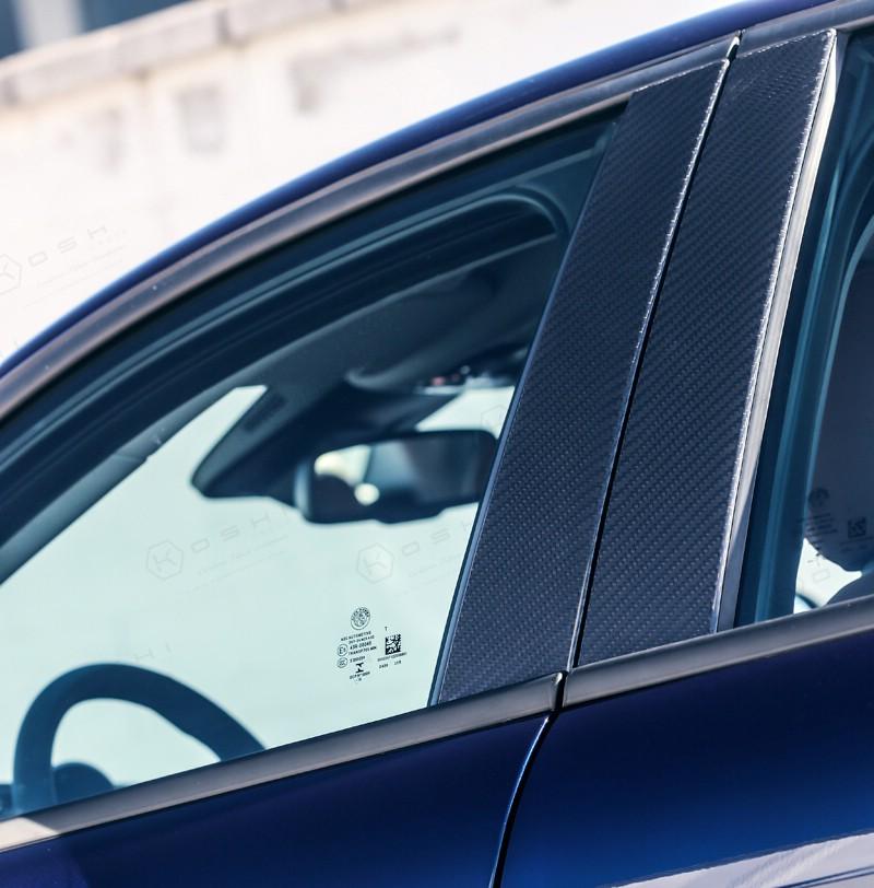 Alfa Romeo Giulia B Door Pillars ... & Carbon fiber Giulia B door pillars frame | Koshi Group LLC
