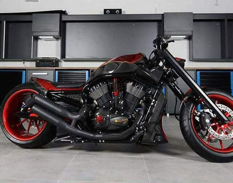 Harley Davidson V Rod Back Tail Koshi Group Llc