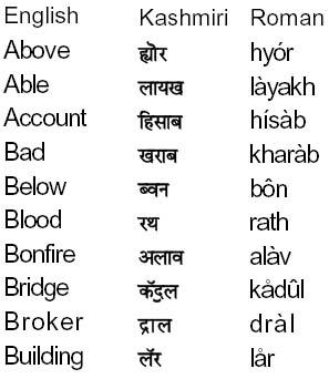 Project ZAAN: Basic Reader for Kashmiri Language