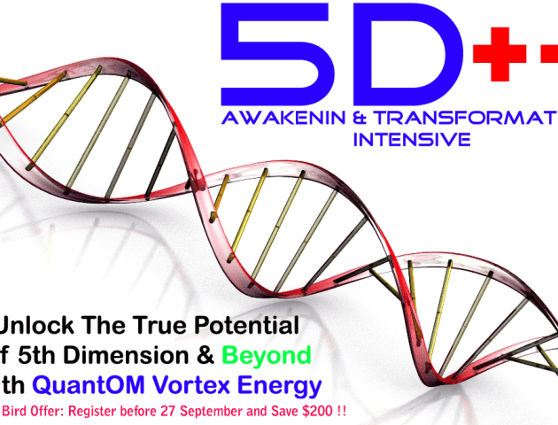 5D+ AwaKeNiN & TrANsForMaTioN October 2014