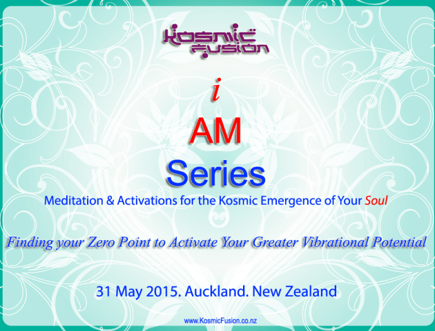 iAM Series Auckland New Zealand May 2015