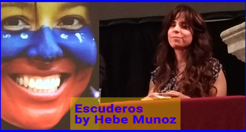 """Poesía Venezolana presentada en Milán de Hebe Munoz """"Escuderos"""" es voz para el Mundo"""
