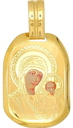 Χρυσό Φυλαχτό Κ14 000718 000718