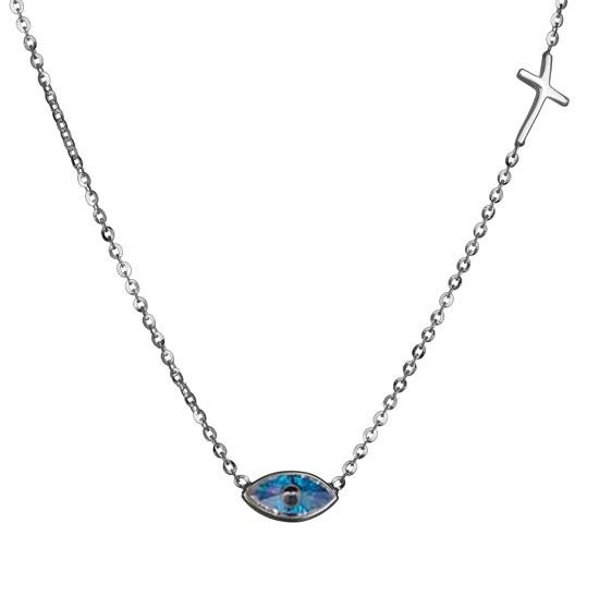Λευκόχρυσα Κοσμήματα Γυναικεία 014212