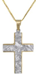 Βαπτιστικοί Σταυροί με Αλυσίδα ΒΑΠΤΙΣΤΙΚΑ ΣΕΤ - ΣΤΑΥΡΟΣ ΜΕ ΑΛΥΣΙΔΑ C016829 016829C Ανδρικό Χρυσός 14 Καράτια