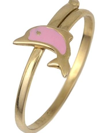 Παιδικό δαχτυλίδι με δελφίνι 017785 017785
