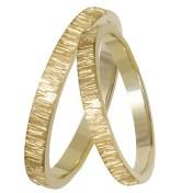 Χρυσές χειροποίητες βέρες Κ14 029334 029334 Χρυσός 14 Καράτια 2018