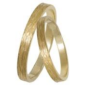 Χρυσές βέρες γάμου Κ14 029338 029338 Χρυσός 14 Καράτια 2018