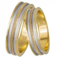 Βέρες γάμου- αρραβώνα Κ14 λούκι 033066 033066 Χρυσός 14 Καράτια μεμονωμένο τεμάχιο