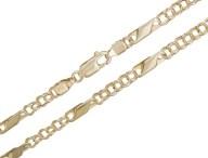 Ανδρική καδένα λαιμού από χρυσό Κ14 034980 034980 Χρυσός 14 Καράτια