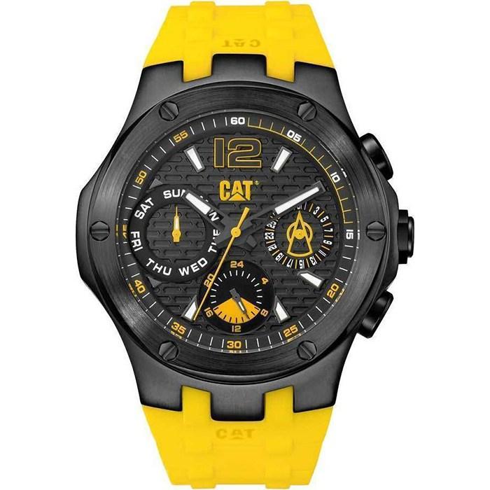 Caterpillar Navigo αντρικό ρολόι A114921232 A114921232 Ατσάλι