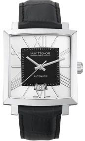 Ανδρικό ρολόι saint honore 8970901NARN 8970901NARN Ατσάλι