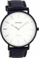 Αντρικό ρολόι OOZOO Τimepieces Vintage Leather Strap C7732 C7732 2018