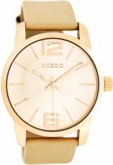 Ρολόι χειρός OOZOO Timepieces rosegold leather strap C8040 C8040 2018