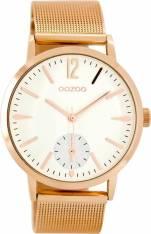 Ρολόι χειρός OOZOO Rose gold bracelet C8613 C8613 2018
