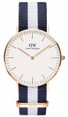 Ρολόι Daniel Wellington Classic Glasgow Rose gold 36,00mm 0503DW 0503DW Ατσάλι 2018