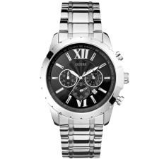 Ανδρικό ρολόι Guess με μπρασελέ W0193G2 W0193G2 Ατσάλι