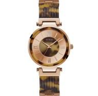 Γυναικείο ρολόι Guess Animal Print Bracelet W0638L8 W0638L8 Ατσάλι