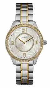 Δίχρωμο ρολόι Guess γυναικείο W0825L2 W0825L2 Ατσάλι