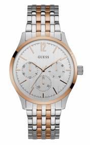 Δίχρωμο ρολόι Guess με μπρασελέ W0995G3 W0995G3 Ατσάλι