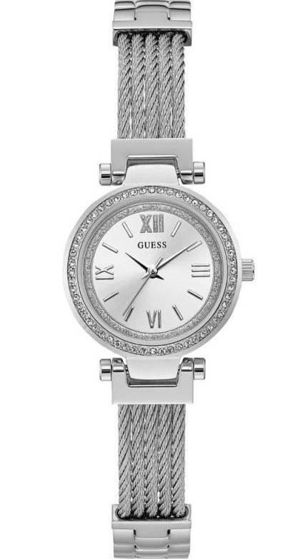 Ρολόι με μπρασελέ GUESS Crystals W1009L1 W1009L1 Ατσάλι