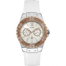Guess ρολόι Multifunction ροζ gold W1053L2 W1053L2 Ατσάλι