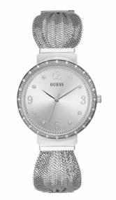 Guess ρολόι γυναικείο με μπρασελέ W1083L1 W1083L1 Ατσάλι