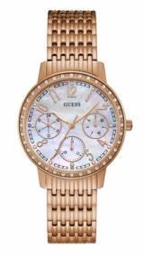 Guess ρολόι ροζ gold με μπρασελέ W1086L2 W1086L2 Ατσάλι