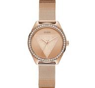Γυναικείο ρολόι Guess Quartz ροζ gold W1142L4 W1142L4 Ατσάλι