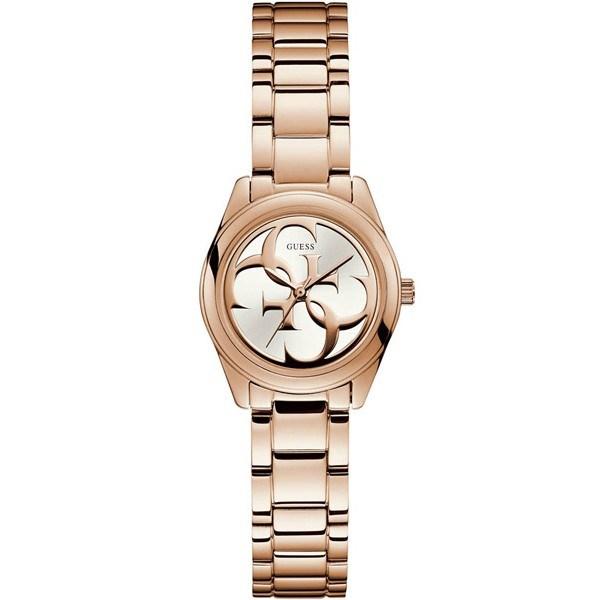 Ρολόι Guess ροζ gold Bracelet W1147L3 W1147L3 Ατσάλι