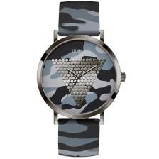 Ρολόι χειρός Guess Military W1161G3 W1161G3 Ατσάλι
