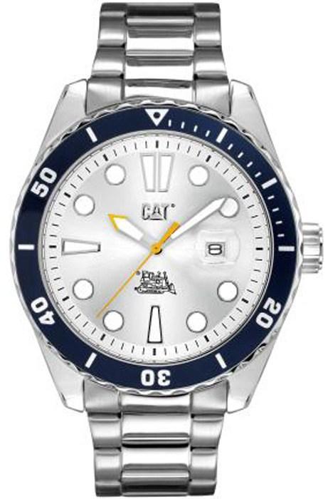 Αντρικό ρολόι χειρός Cat YR14111226 YR14111226 Ατσάλι