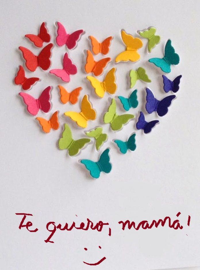 """Taller """"Mi Mamá Y Yo"""" Manualidades Para El Día De La Madre"""
