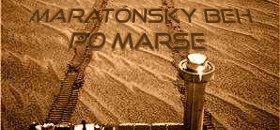 Maratónský beh po Marse